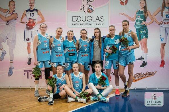 Baltijos moterų krepšinio lygos finalo ketvertas