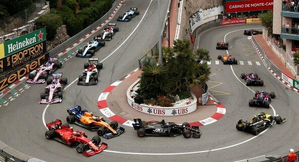 Monako GP lenktynės