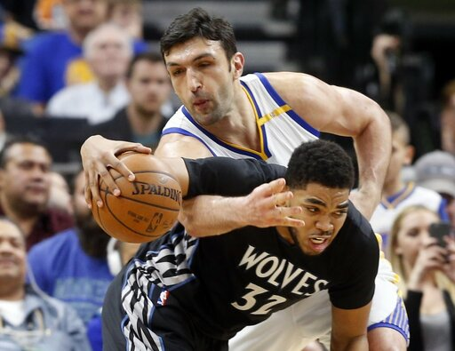 timberwolves vs warriors