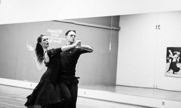 Atviroje treniruotėje sužibėjo Lietuvos šokėjų poros