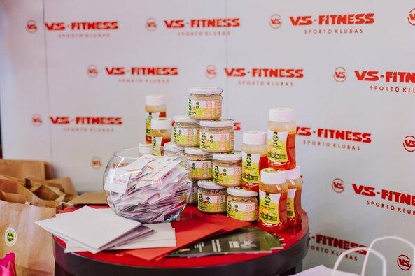 Sporto klubas ,,VS-Fitness'' Vilniuje šventė 7-ąjį gimtadienį