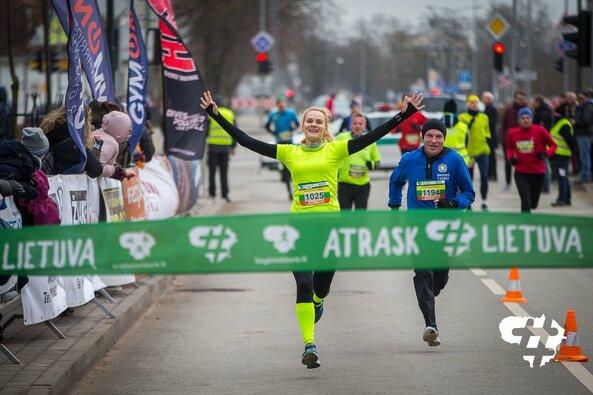 Lietuvos bėgimo taurės etapas Mažeikiuose