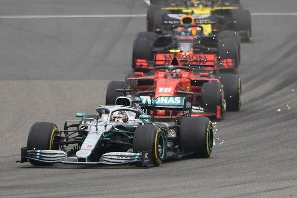 Kinijos GP lenktynės