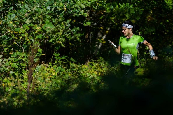Lietuvos orientavimosi sporto čempionato etapas Lazdijų rajone