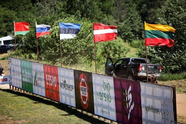 Lietuvos motokroso čempionato etapas Anykščiuose