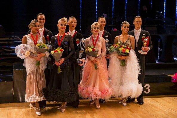 Pasaulio standartinių šokių čempionatas