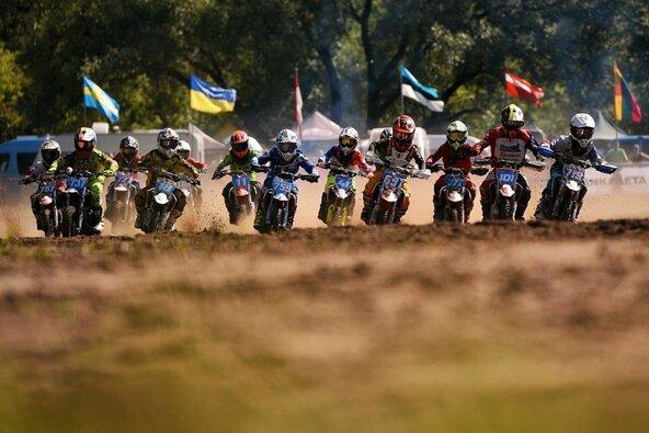Lietuvos motokroso čempionato etapas Panevėžyje