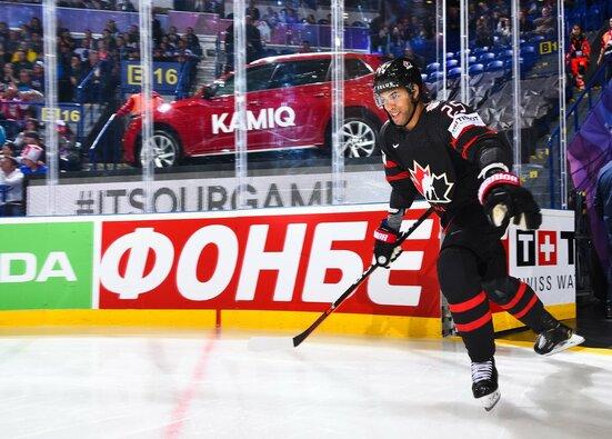 Kanadiečių ir danų rungtynės