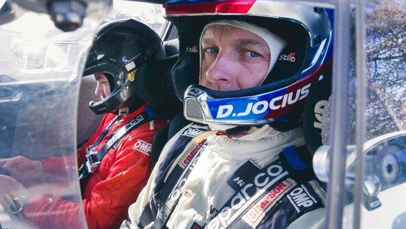 WRC bolido testai
