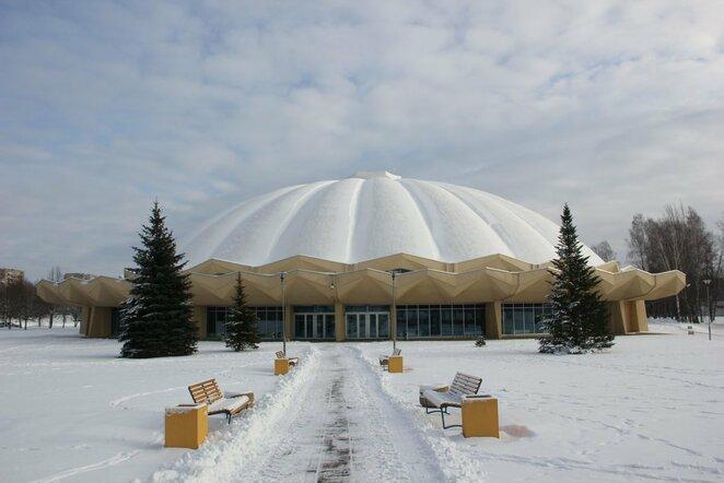 Elektrėnų ledo rūmai | Organizatorių nuotr.