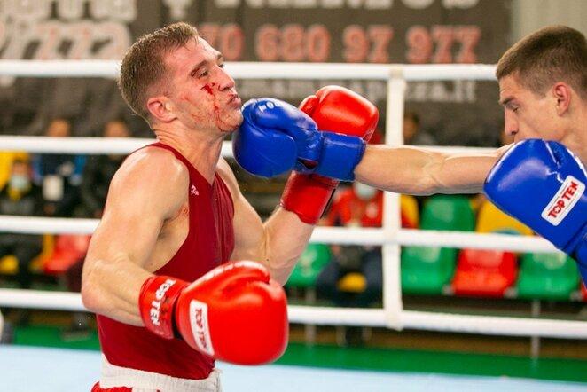 Algirdo Šociko bokso turnyras   Sauliaus Čirbos nuotr.
