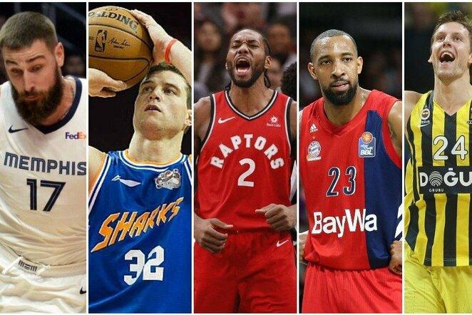 2011 m. NBA naujokų biržos karta | Scanpix nuotr.