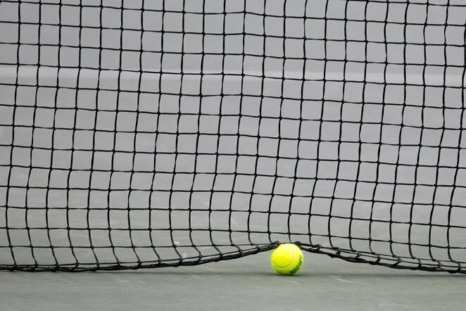 Teniso kamuoliukas | Organizatorių nuotr.