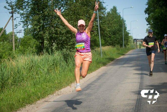 Elektrėnų bėgimas   Roko Lukoševičiaus nuotr.