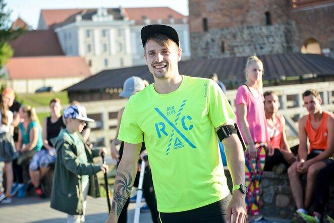 Ignas Dombrauskis   Organizatorių nuotr.