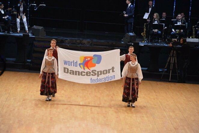 Pirmosios atnaujinto sezono sportinių šokių pasaulio reitingo varžybos – Lietuvoje? | Organizatorių nuotr.