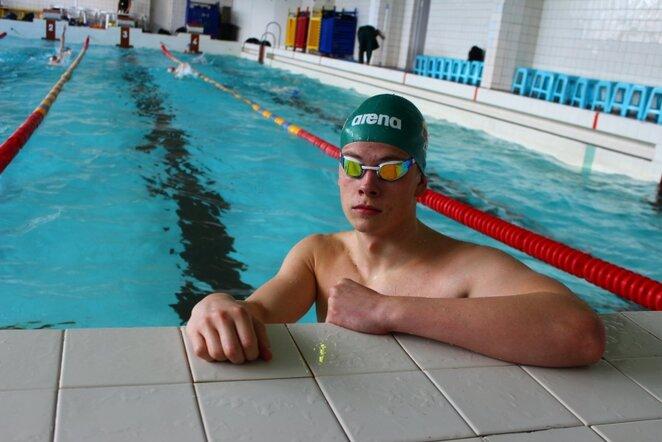 Danas Rapšys | Lietuvos plaukimo federacijos nuotr.