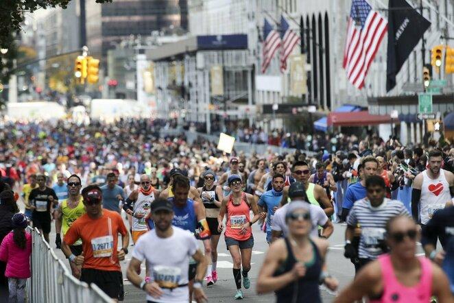 Niujorko maratonas | Scanpix nuotr.