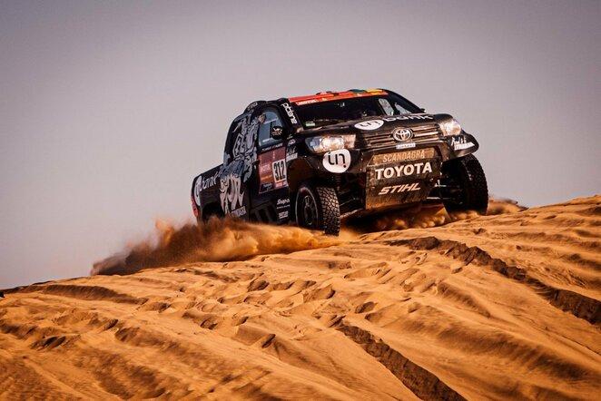 Dakaro ralio aštuntasis etapas | Pitlane/Ryčio Šeškaičio nuotr.