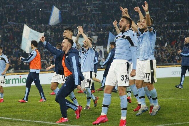 """Lazio"" | Scanpix nuotr."