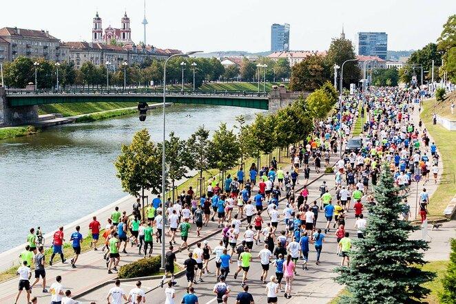 Vilniaus maratonas | Augusto Didžgalvio nuotr.