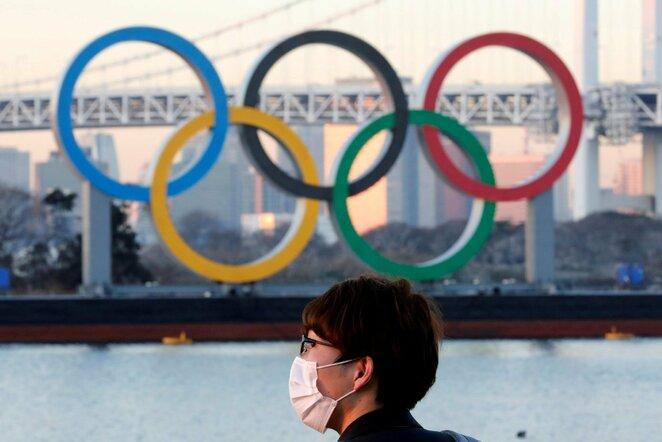 Tokijo olimpinės žaidynės | Scanpix nuotr.
