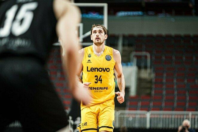 Cavanaugh | FIBA nuotr.