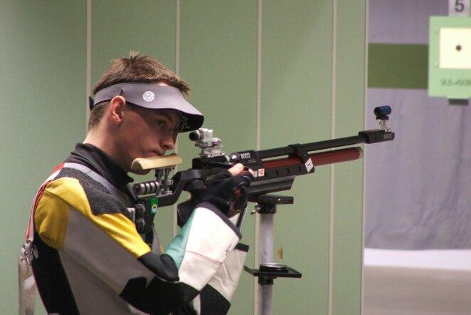 Karolis Girulis | Shooting.lt nuotr.
