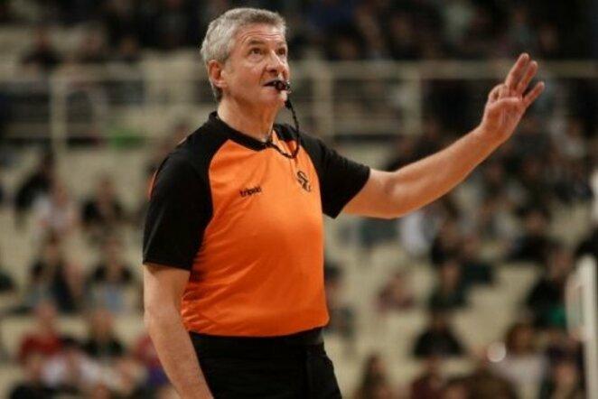 Luigi Lamonica   Organizatorių nuotr.