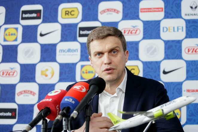 Dainius Adomaitis   Josvydo Elinsko / BNS foto nuotr.