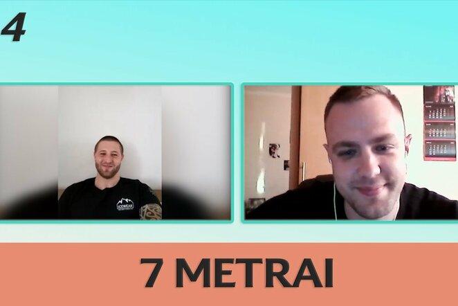 Interviu su Mindaugu Dumčiumi | Youtube.com nuotr.
