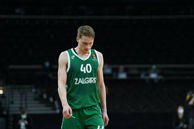 Marius Grigonis | Sportas.lt/Tito Pacausko nuotr.