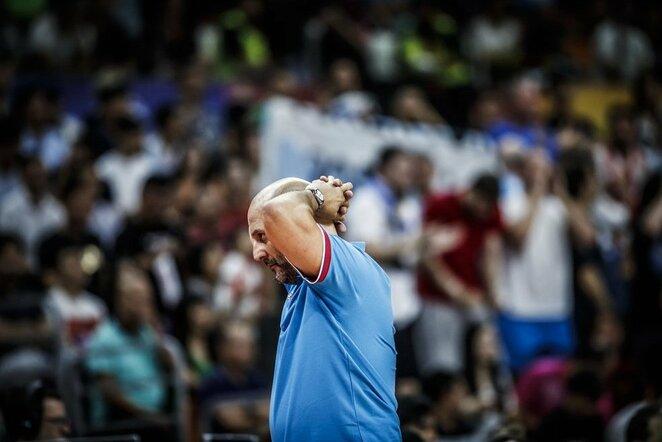 Džordževičius | FIBA nuotr.