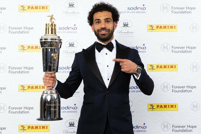 M.Salah pripažintas geriausiu Anglijoje rungtyniaujančiu futbolininku | Scanpix nuotr.