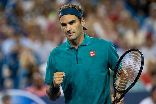 Rogeris Federeris | Scanpix nuotr.