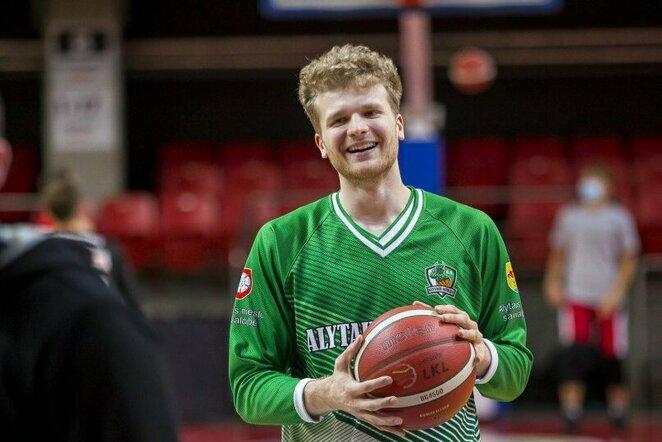 K.Žemaitis žais Europos taurėje   BNS nuotr.