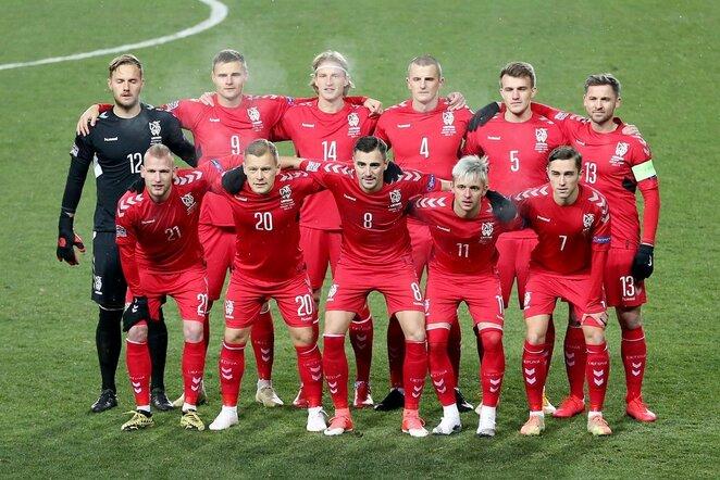 Lietuvos futbolo rinktinė | Scanpix nuotr.