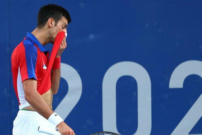 Novakas Djokovičius | Scanpix nuotr.