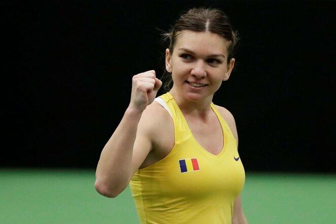 Simona Halep | Scanpix nuotr.