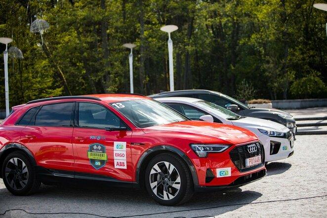 Elektromobiliai | Organizatorių nuotr.