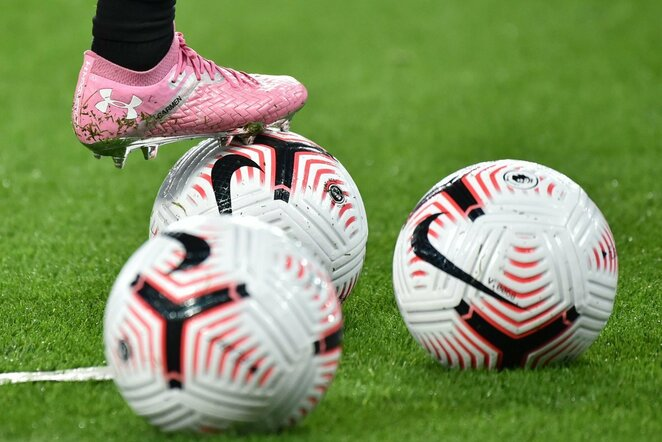 Futbolo kamuoliai | Scanpix nuotr.