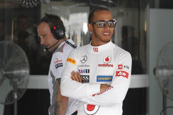 Lewisas Hamiltonas | AP/Scanpix nuotr.