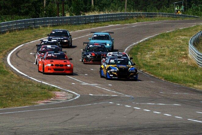 Automobilių lenktynės | Organizatorių nuotr.