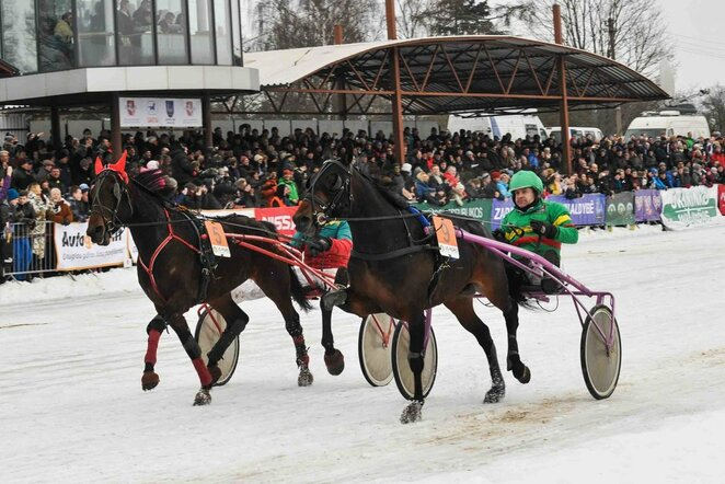 Sartų lenktynės | Organizatorių nuotr.
