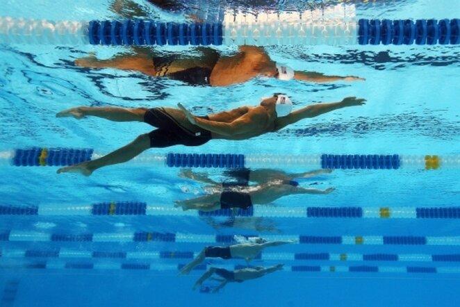 Plaukimas | AFP/Scanpix nuotr.