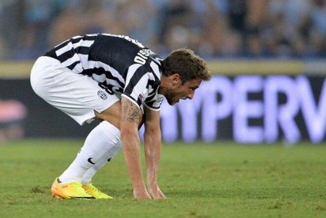 Claudio Marchisio | LaPresse/Scanpix nuotr.