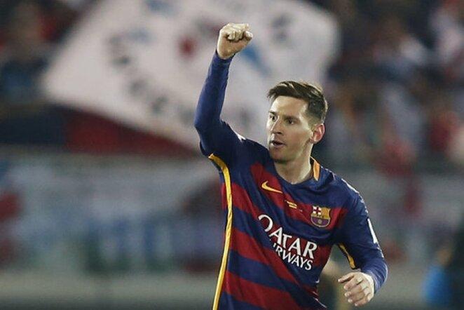 Lionelis Messi   Reuters/Scanpix nuotr.