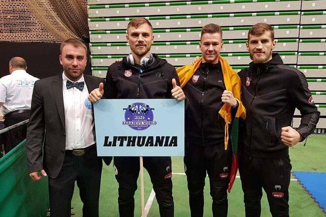 Lietuvos delegacija   Organizatorių nuotr.
