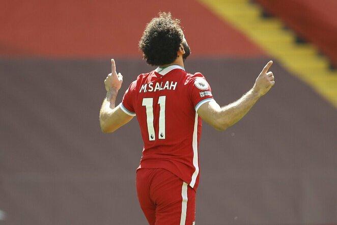 Mohamedas Salah    Scanpix nuotr.