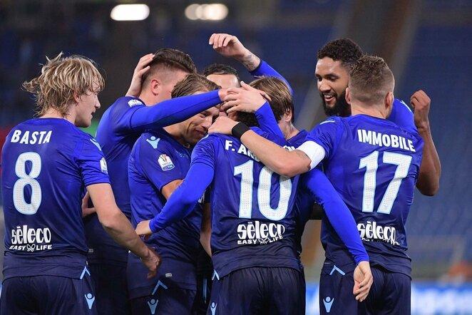 """Lazio"" - ""Cittadella"" rungtynių akimirka | Scanpix nuotr."